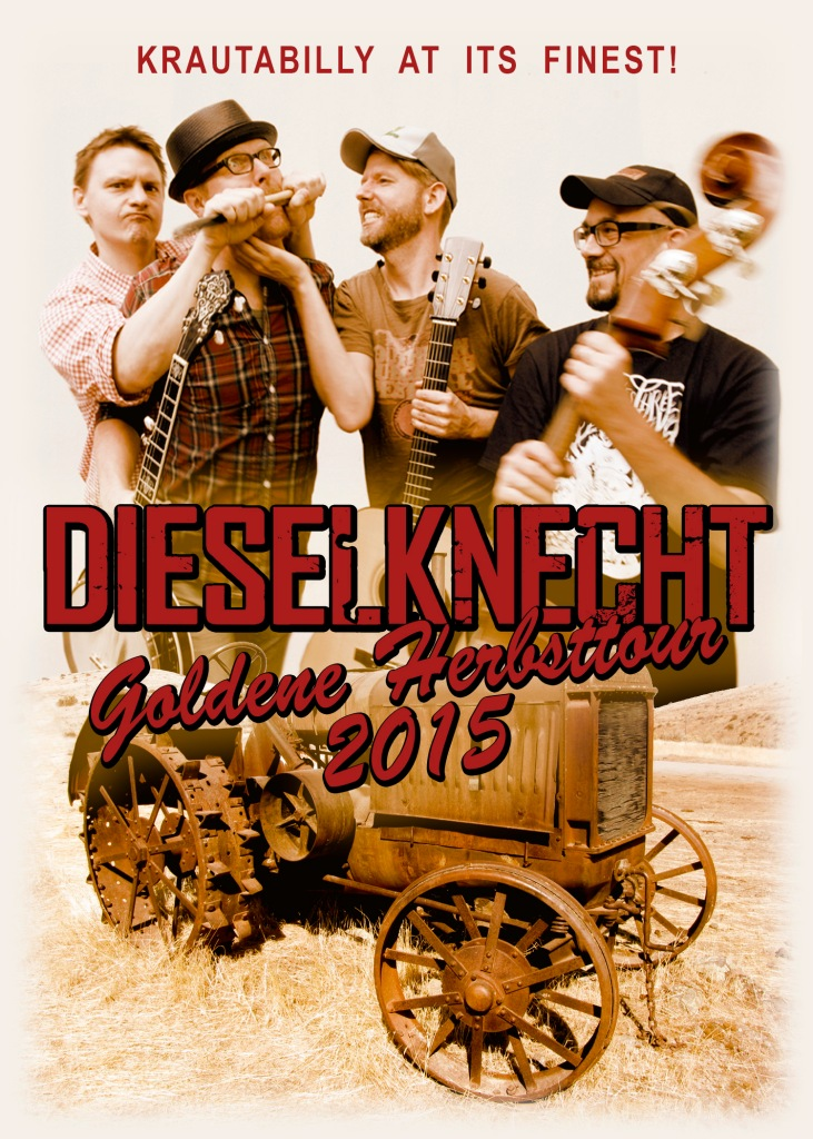 Flyer - Herbsttour 2015